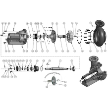 Centrifugal Pump and parts, Centrifugal Pump and parts Products